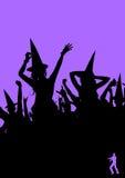 Partito di Halloween! Immagine Stock Libera da Diritti