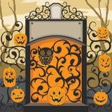 Partito di Halloween royalty illustrazione gratis