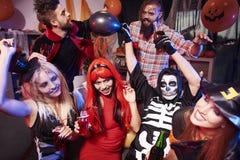 Partito di Halloween immagini stock libere da diritti