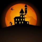 Partito di Halloween Illustrazione di vettore Immagine Stock