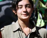 Partito di Newroz immagini stock libere da diritti
