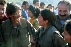 Partito di Newroz Immagine Stock Libera da Diritti