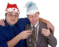 Partito di nuovo anno Immagine Stock