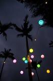 Partito tropicale Fotografia Stock
