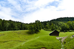 Partnachklamm; Garmisch-Partenkirchen, Bavaria Stock Photography