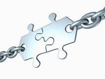 Partner Lizenzfreies Stockbild