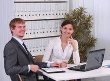 partner biznesowy Zdjęcia Stock