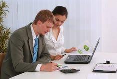 partner biznesowy Fotografia Stock