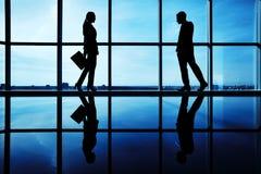 Partner biznesowy obrazy royalty free