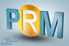 Partner Relationship Management Royalty Free Stock Photography