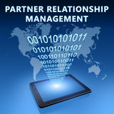Partner Relationship Management Stock Photography