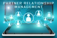 partner Verhouding houden Royalty-vrije Stock Afbeeldingen