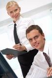 Partners Stock Image