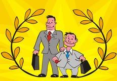 Partners Stock Afbeelding