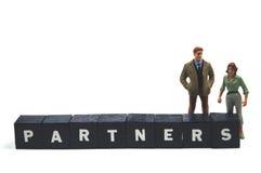 Partners Royalty Free Stock Photo