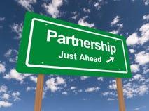 Partnerschaft Lizenzfreie Stockfotografie