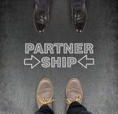 Partnerschip Royalty-vrije Stock Foto