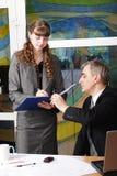 Partnership_business royalty free stock photo