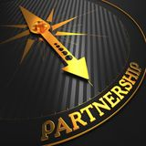 Partnership. Business Concept. Stock Images