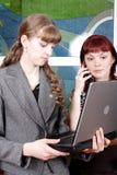 Partnership_business2 Stock Photography
