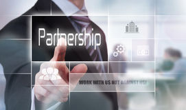 Partnership Concept Royalty Free Stock Photo