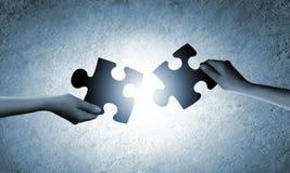 Partnership concept Stock Photography