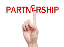 Partnership Concept Stock Images