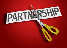 Partnership concept Stock Photography