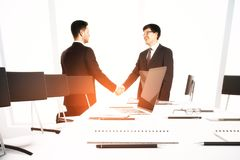 Partnership concept Royalty Free Stock Images