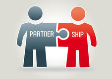 Partnership, Concept Stock Photography
