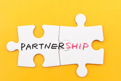 Partnership concept Stock Image