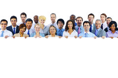 Partnership Cooperation Teamwork Business Banner Concept Stock Images