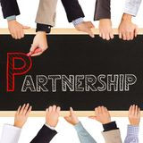 Partnership Royalty Free Stock Photos