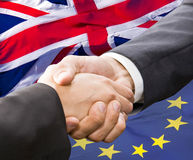 Partnership and  politics concept Stock Photo