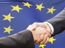 Partnership and  politics concept Royalty Free Stock Photo