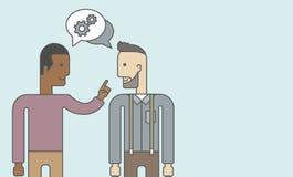 Partnership vector illustration