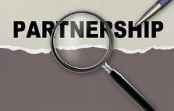 Partnership Royalty Free Stock Photography