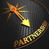 Partnerskap. Affärsidé. Arkivbilder