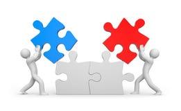 Partnerstwo Zdjęcie Stock