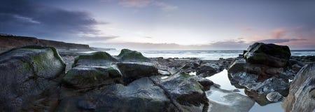 Parton Beach Stock Image