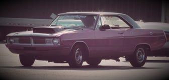 Partouzeur 1970 de Dodge Dart photos libres de droits