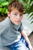 Partrait of little boy Royalty Free Stock Image