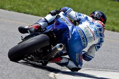 Parts Canada Superbike Championship (Practice) May Royalty Free Stock Photo