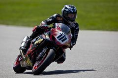 Parts Canada Superbike Championship (Practice) May Stock Photos