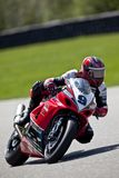 Parts Canada Superbike Championship (Practice) May Stock Images