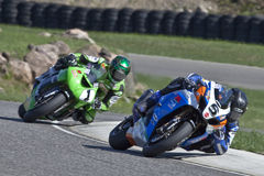Parts Canada Superbike Championship (Round 1) May Stock Photo