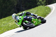 Parts Canada Superbike Championship (Round 1) May Royalty Free Stock Photos