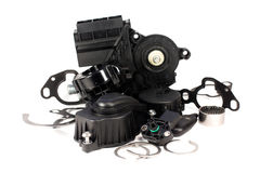 Parts for cars. Stock Photography