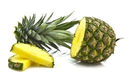 Parts d'ananas Photographie stock libre de droits