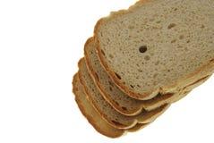 Parts de pain Images libres de droits